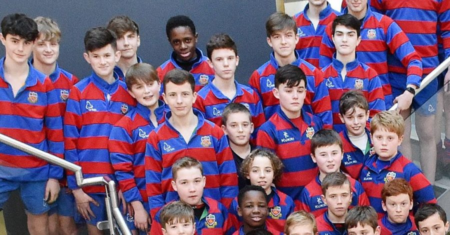 St Ambrose's rugby teams claim hat-trick of county titles