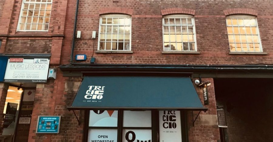 Altrincham restaurant Tre Ciccio has gone into administration