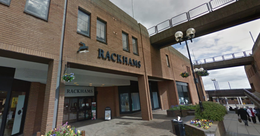Confirmed: Altrincham department store Rackhams saved from closure