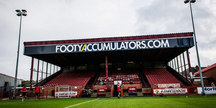 Robins agree sponsorship deal with betting site Footy Accumulators