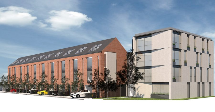 Plan revealed to transform Hale car park into 22 new homes and a multi-storey