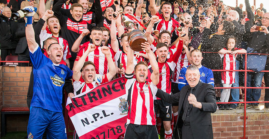 Altrincham FC announces ambition to become full-time club