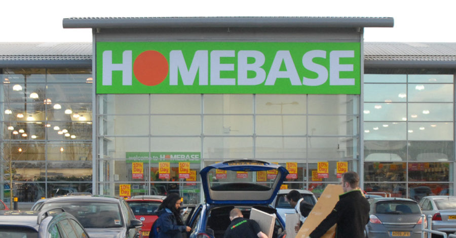 DIY chain Homebase has reopened its Altrincham store
