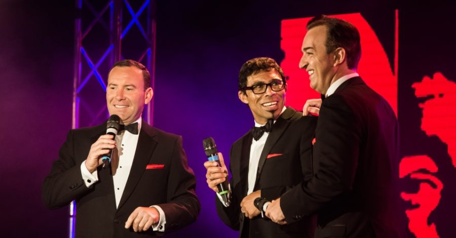 Rat Pack tribute show coming to Altrincham for special Christmas shows at The Cinnamon Club