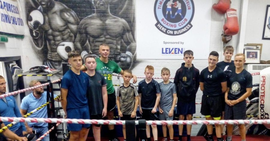 Timperley boxing club wins planning permission to build £410,000 gym extension