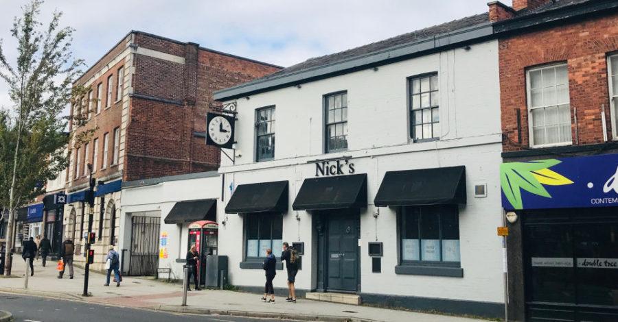 Plans submitted to turn former Nick's nightclub in Altrincham into apartments
