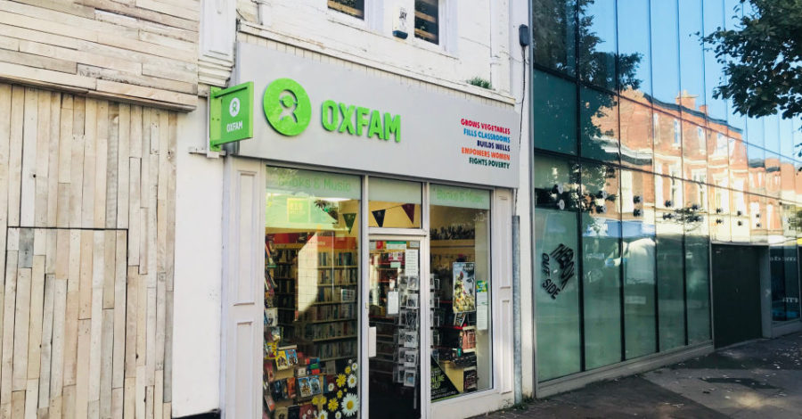 Oxfam agrees new five-year lease on Altrincham book shop