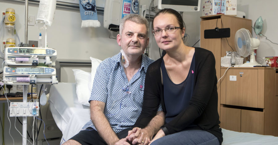 Call for more donors from Wythenshawe Hospital patient who has waited for a new heart longer than anyone
