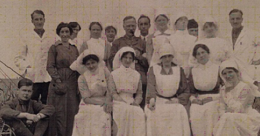 """Blue plaque to be installed at former Altrincham home of """"inspiring"""" nurse who was WW1 prisoner of war"""