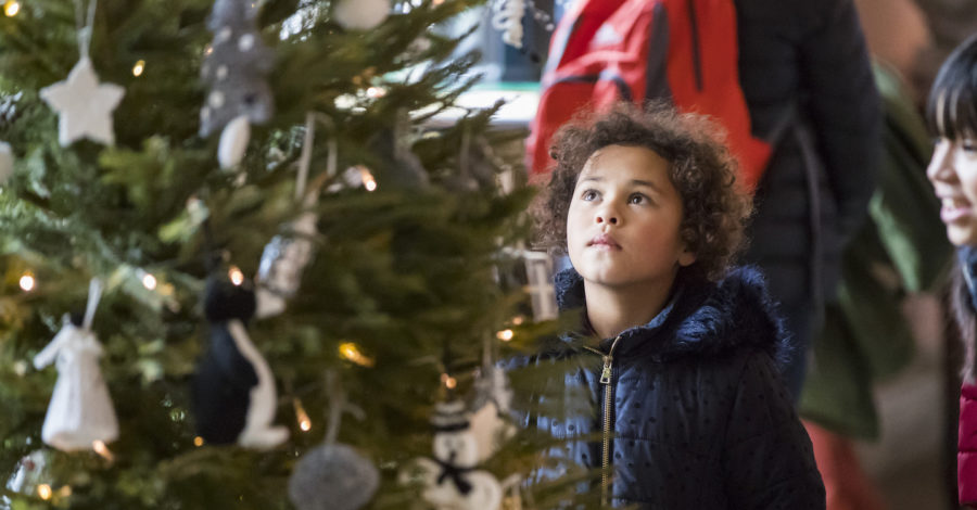 Dunham Massey's Christmas Courtyard now open with activities for all the family