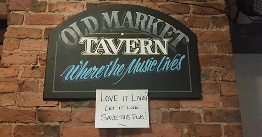 "Regulars ""absolutely heartbroken"" as Old Market Tavern sold and is set to close next week"