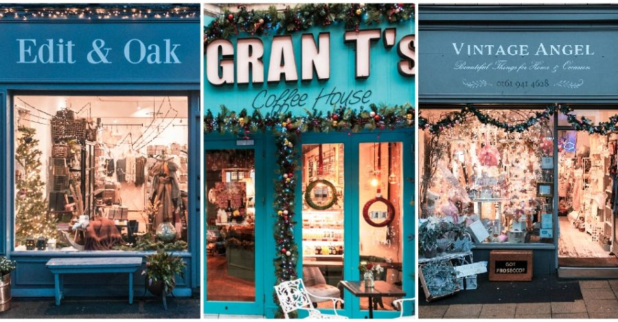 The winners of Altrincham's 'Festive Favourite' competition have been announced