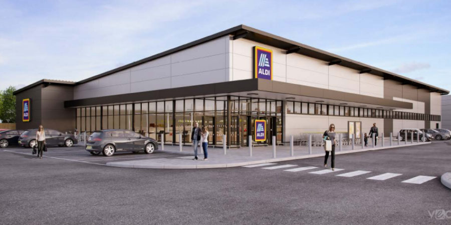 Aldi reveals opening date for new Altrincham supermarket