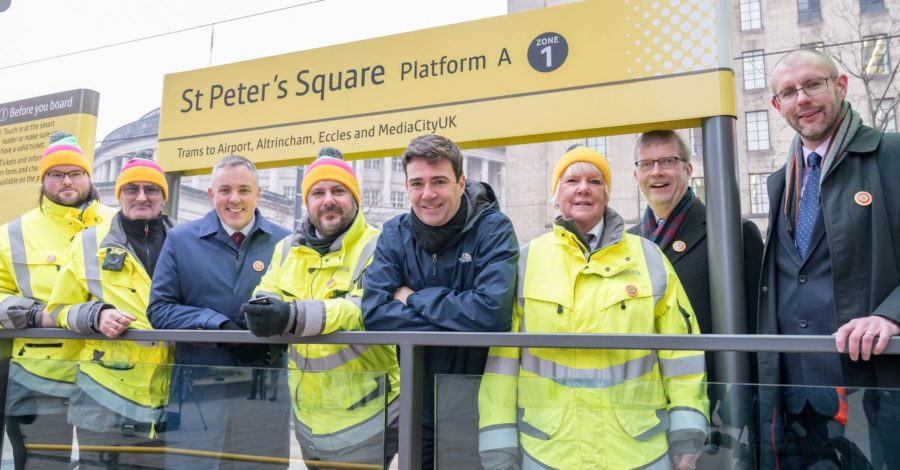 "Hundreds of extra staff laid on for introduction of Metrolink's ""biggest ever"" ticketing change this Sunday"