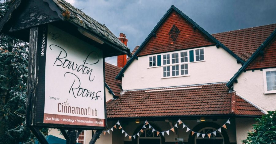 Tying the knot? The Bowdon Rooms is holding a wedding open day this Sunday