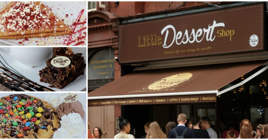 """A shop selling an """"indulgent"""" range of desserts is opening in Altrincham town centre"""