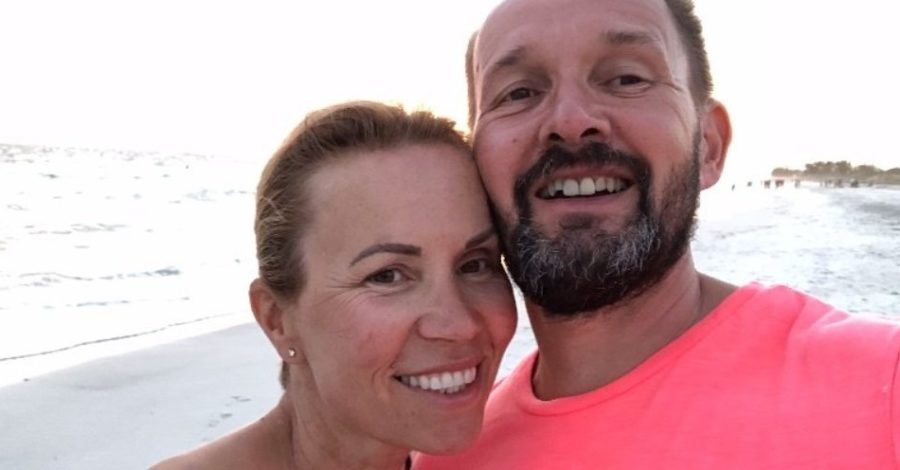 Dianne Oxberry's husband says she died of ovarian cancer as he sets up charity in her name