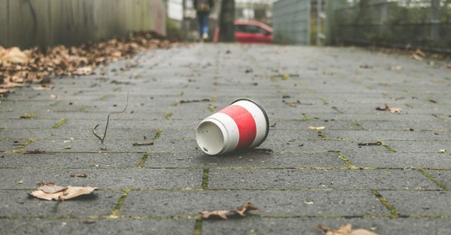Trafford has issued over 2,000 fines for dropping litter in the past year