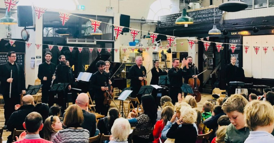 Altrincham's very own professional orchestra reveals new programme of family-friendly concerts for 2019
