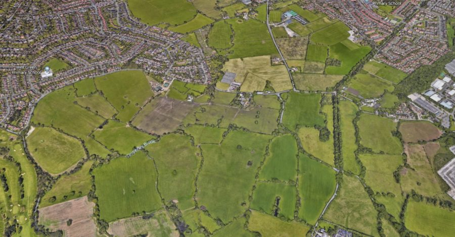 2,400 homes will be built on this 'Timperley Wedge' green belt by 2037 – here's how you can have your say