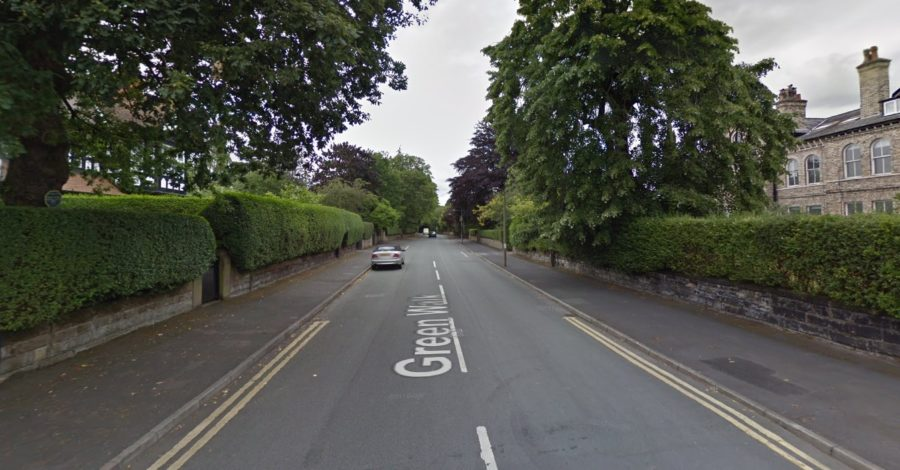 Man attacked with crowbar by four masked men outside Bowdon home
