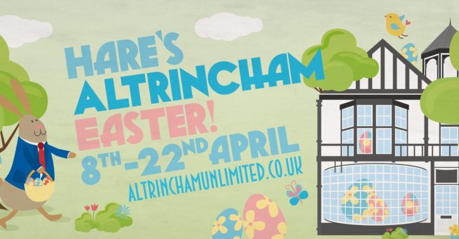 Here are all the free family activities you'll be able to do in Altrincham during the Easter holidays