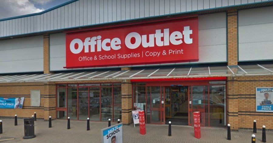 Future of Office Outlet's Altrincham store in doubt as company goes into administration