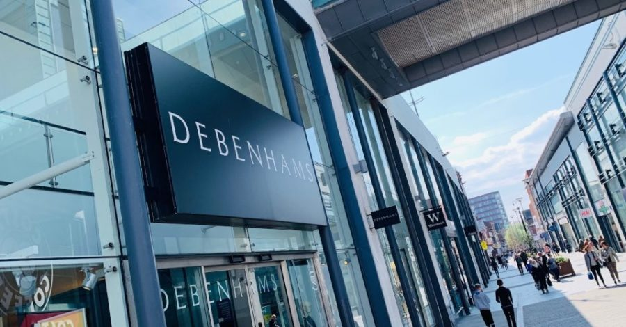 Debenhams is to close its Altrincham store for good this Saturday