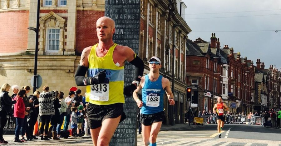 Everything you need to know about watching the Greater Manchester Marathon in Altrincham and Timperley