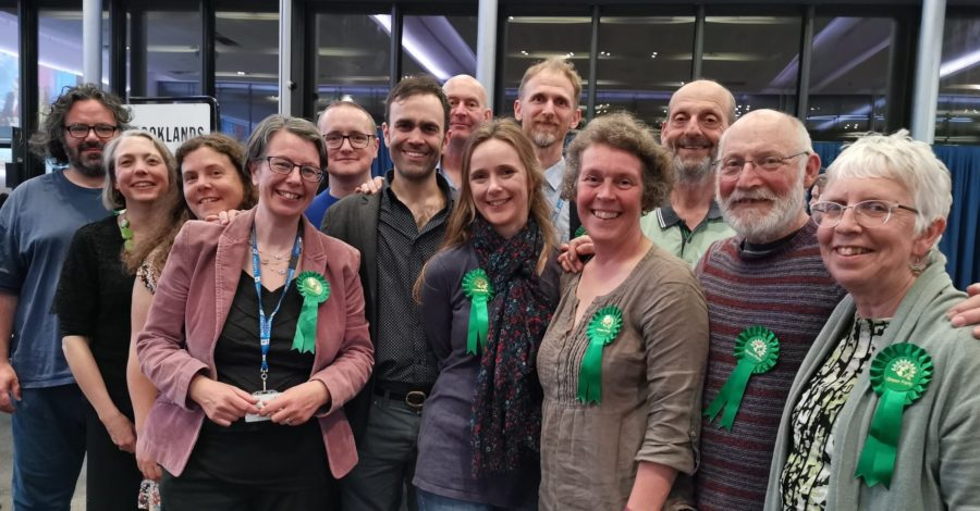 Local Elections: The Greens complete takeover of Altrincham as Labour wins overall control of Trafford Council