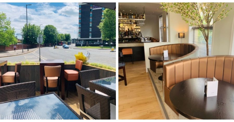 First Look: Icon Bar & Terrace, Barrington Road, Altrincham