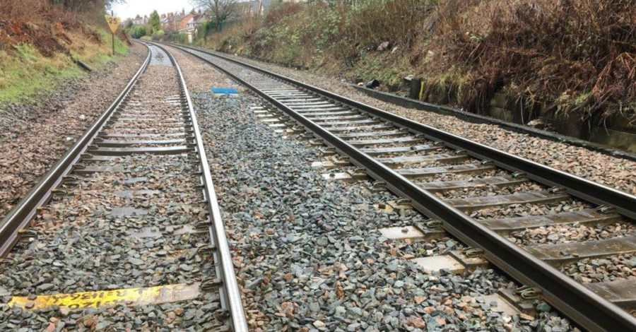 £800,000 upgrade of 'Bleeding Wolf' track in Hale will mean faster train journeys