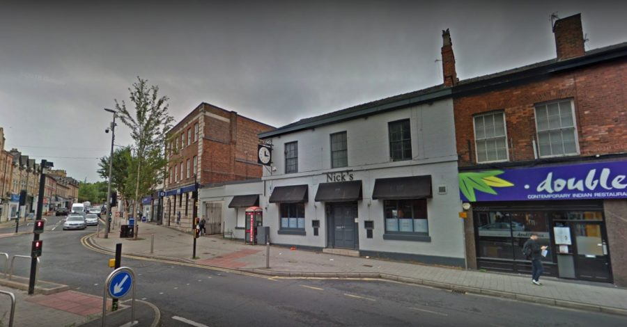 Area around former Nick's Lounge bar in Altrincham is to be transformed as £15m scheme given go-ahead