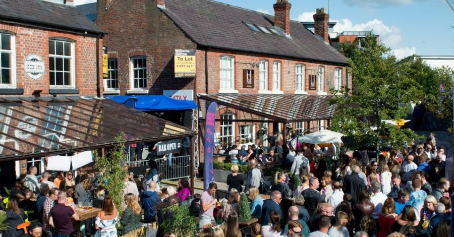 The Goose Green Summer Festival is back for a fifth year – here's the full line-up