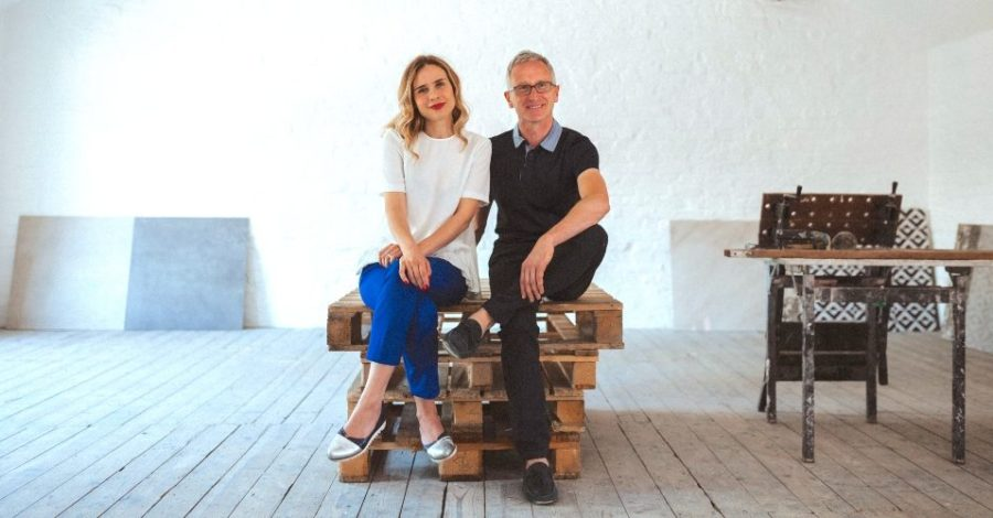 Meet the couple behind a new interiors store and co-working studio that's opening in Altrincham next month