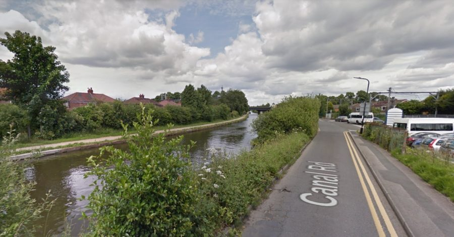 Teenager robbed at knifepoint by two men in Timperley