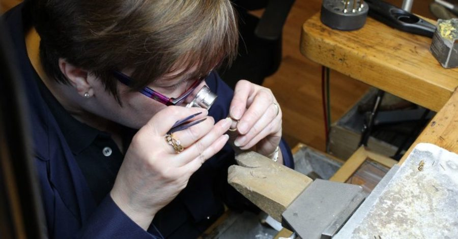 Jewellers David M Robinson opens new Altrincham workshop ahead of 50th anniversary