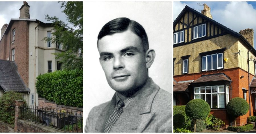Alan Turing, the face of the new £50 note, has connections to Altrincham, Hale, Timperley and Bowdon