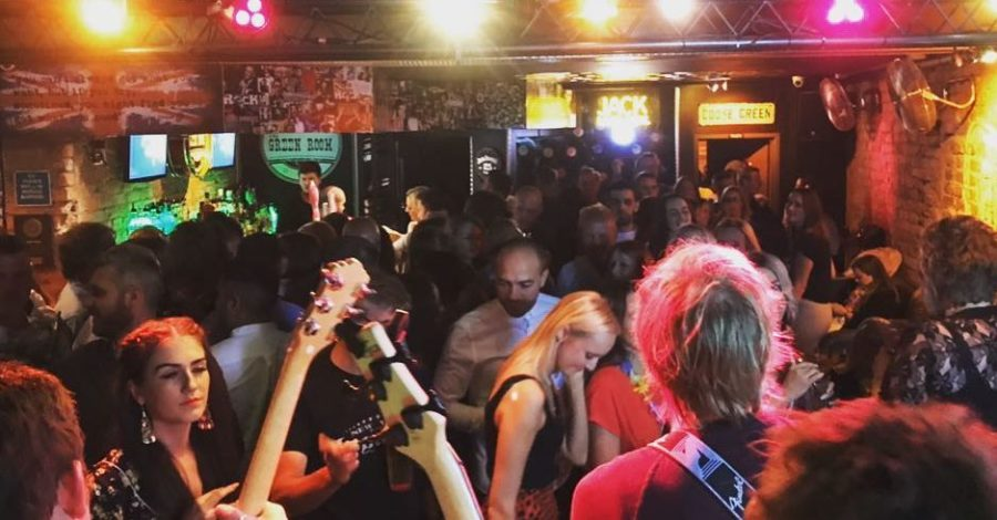 """You go for dinner and then come to us for a party"": The Green Room on why it's Altrincham's favourite live music venue"