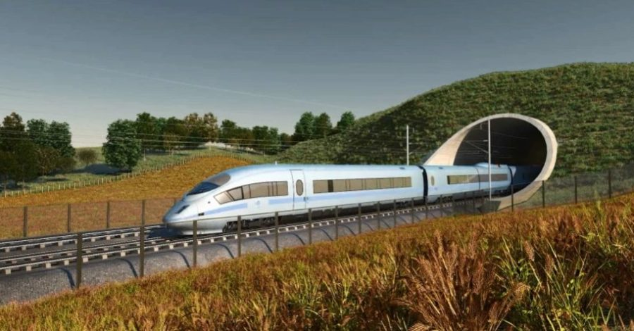 Hale Barns councillor welcomes decision to review £55bn HS2 rail link