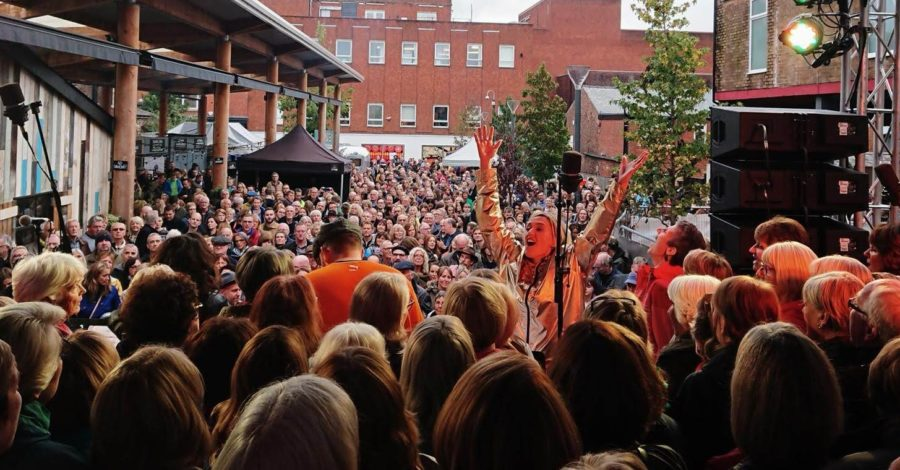 Harfest is back! Here's everything you need to know as the music festival returns to Altrincham this weekend