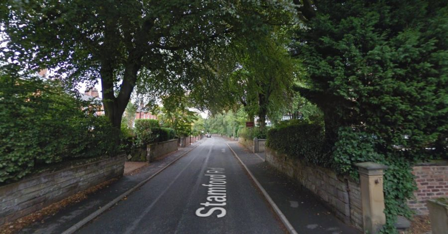 Woman threatened with knife during daylight robbery in Bowdon