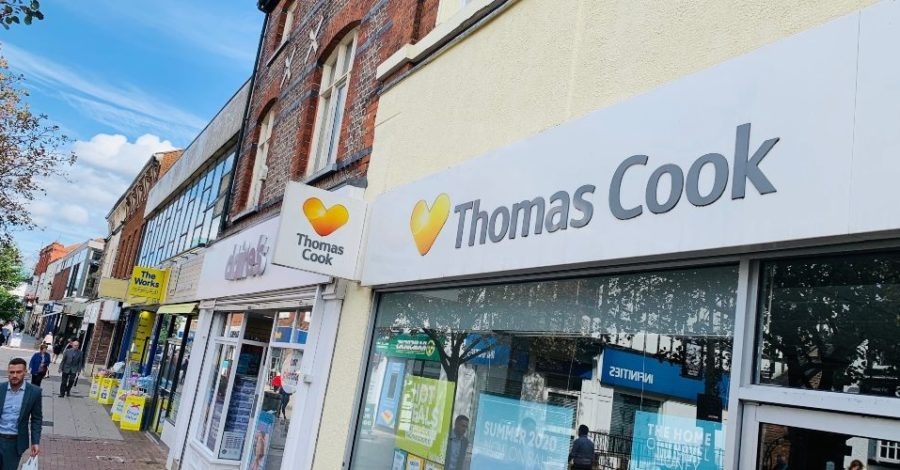 Manchester Airport to hold jobs fair for thousands made redundant by Thomas Cook's collapse