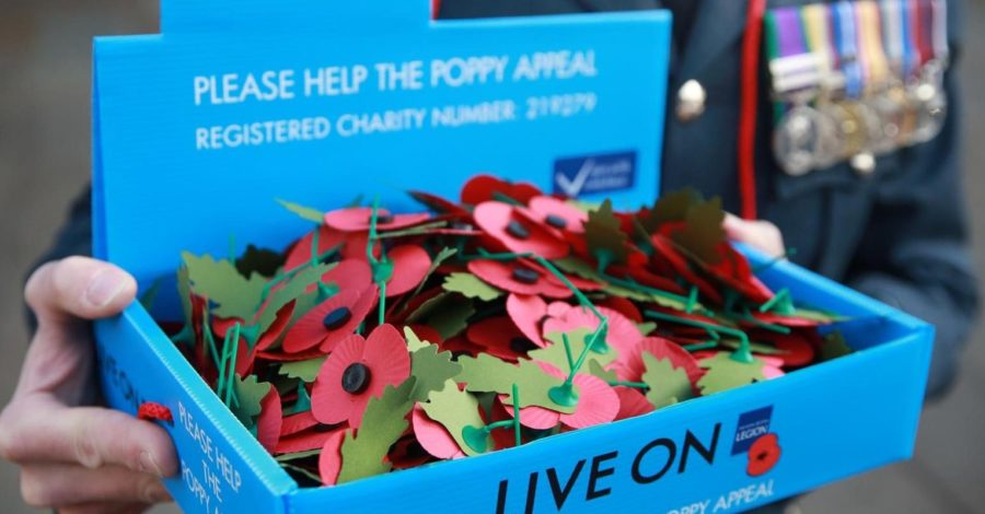 The Royal British Legion is appealing for volunteers from Altrincham to help with this year's Poppy Appeal