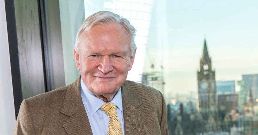 The Bowdon-based founder of Bruntwood property group has died at the age of 80