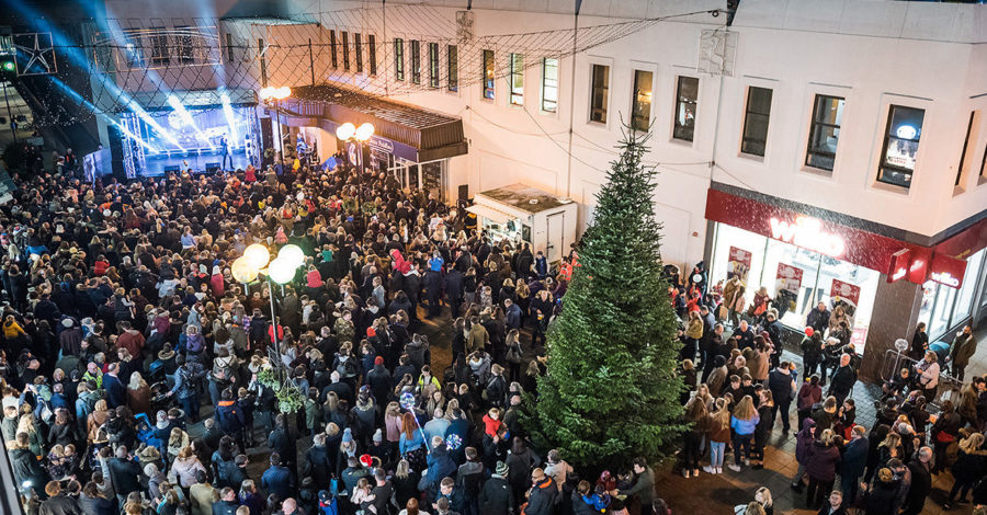 Everything you need to know about Altrincham's Christmas Lights Switch-On 2019