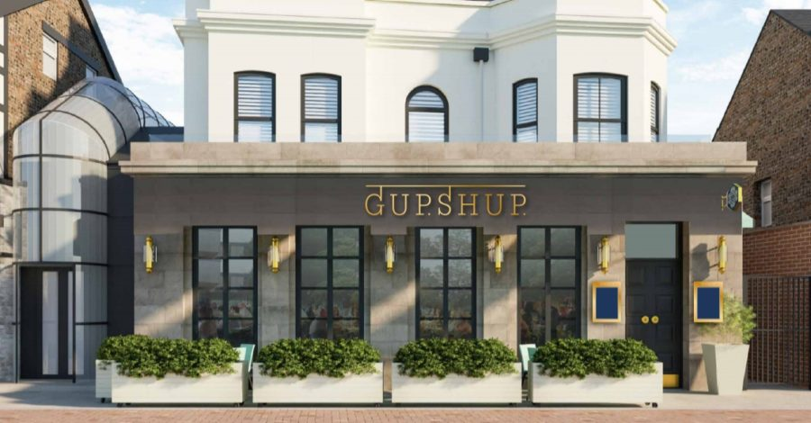 New Indian restaurant and bar GupShup to open in former NatWest in Hale after £1.5m makeover