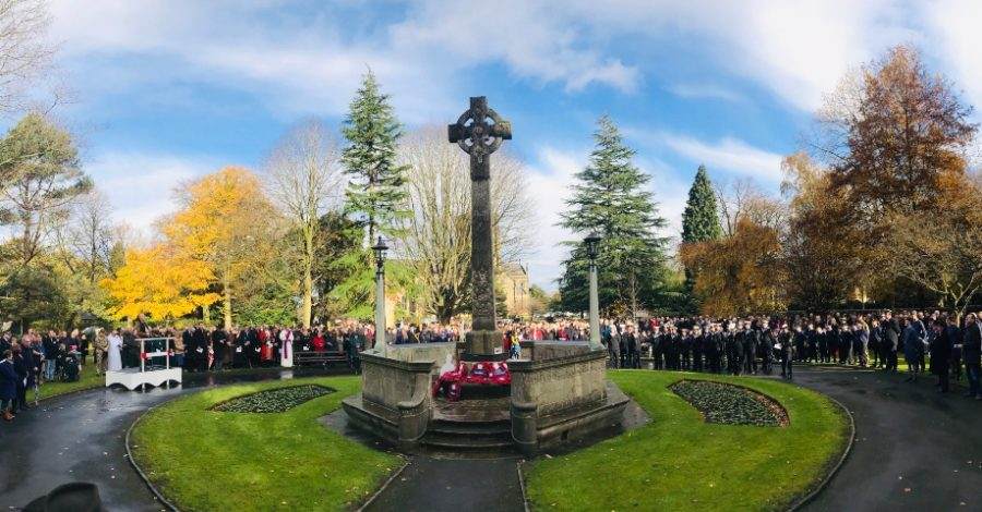 Here are the Remembrance Sunday services taking place in Altrincham, Bowdon, Hale and Hale Barns