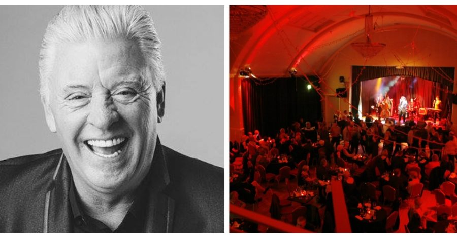 Derek Acorah, Britain's best-known medium, is coming to Altrincham
