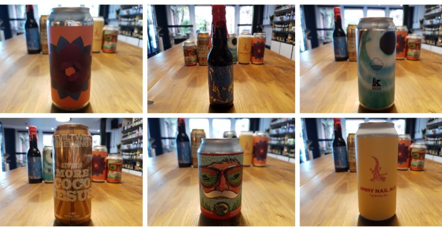 Six of the best Christmas craft beers at Batch Bottlestore in Altrincham